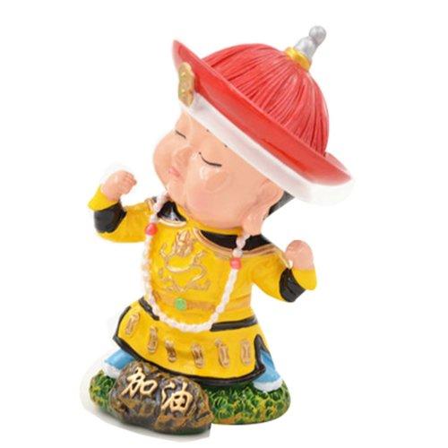 Chinese Style Clay Figurine Doll Folk Art Toys Dolls Creative Clay