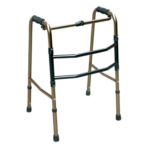 Reciprocal Folding Walker - Travel Frame - Lightweight Walking Aid