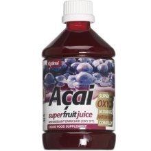 Aloe Pura Acai Juice with Oxy3 500ml