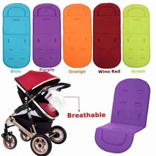 Washable Soft Baby Stroller Pushchair Car Seat Padding