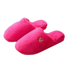 Womens Winter Warm & Cozy  Indoor Shoes House Slipper, Rose Red