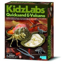 Quicksand Volcano