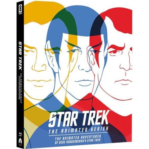 Star Trek: the Animated Series - the Animated Adventures of Gene Roddenberry's Star Trek