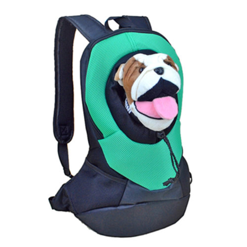 Pet Carrier Soft Sided Travel Bag for Small dogs & cats- Airline Approved, Green #15