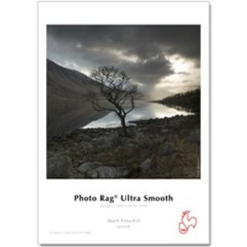 Hahnemuhle Photo Rag Ultra Smooth 305g A2 (25 Sheets)