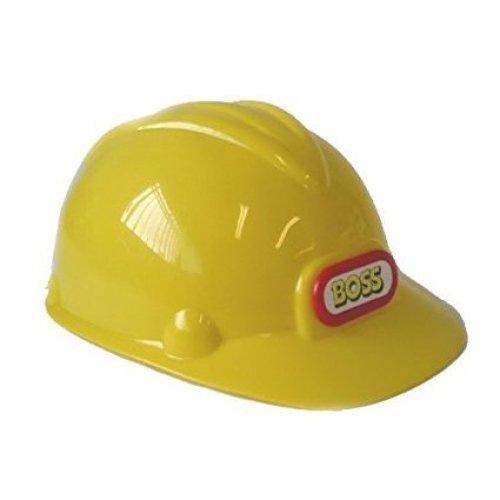 Boss Construction Helmet - Childs Hard-hat NEW UK