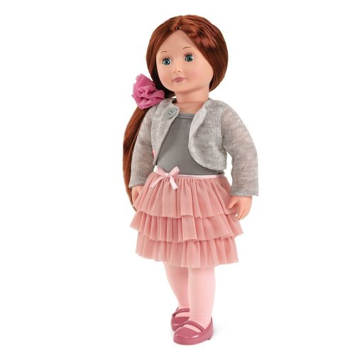 Our Generation 18-inch Ayla Doll