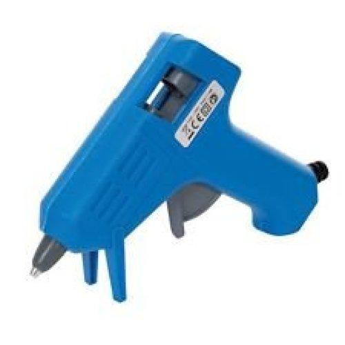 230v 15(25)w Eu Mini Glue Gun Eu -  glue eu mini gun 230v 1525w silverline 745134
