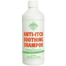 Barrier Anti-Itch Soothing Shampoo: 500 Ml