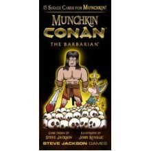 Munchkin: Conan the Barbarian Card Pack