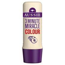 Aussie Conditioner 3 Minute Miracle Colour Mate Deep Treatment Wild Peach 250ml